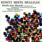 Lee Konitz, 'Konitz meets Mulligan' (Blue Note, 1953)