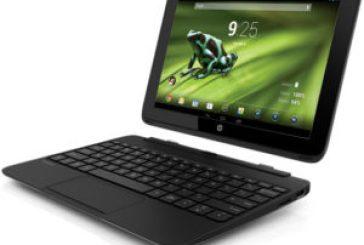 .Hybridní notebook HP SlateBook x2