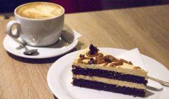 Lukášův vyvážený dort s nekonečnou kávou