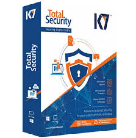 K7 Total Security Antivirus 2020 Cracked