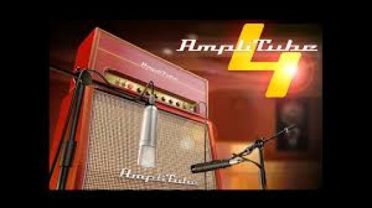 Amplitube 4 Full Crack