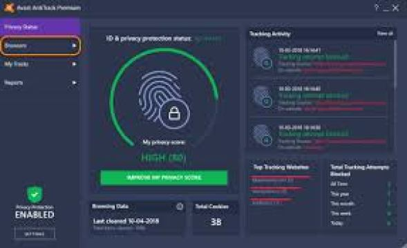 Avast Anti Track 2020 Crack