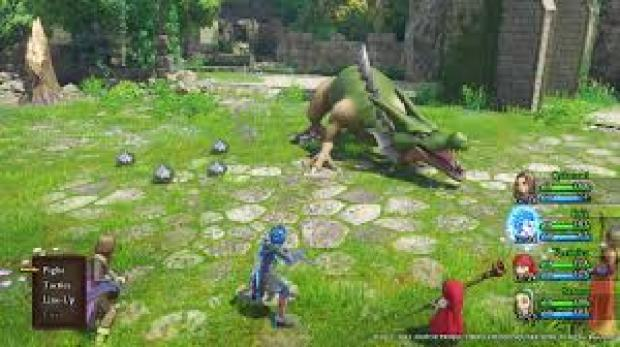 Dragon Quest 11 Crack