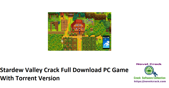 Stardew Valley Crack Full Download PC Game With Torrent Version