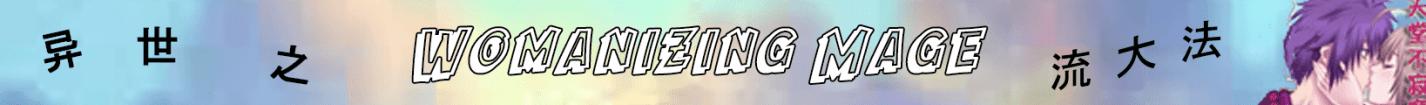 Bannière de Womanizing Mage