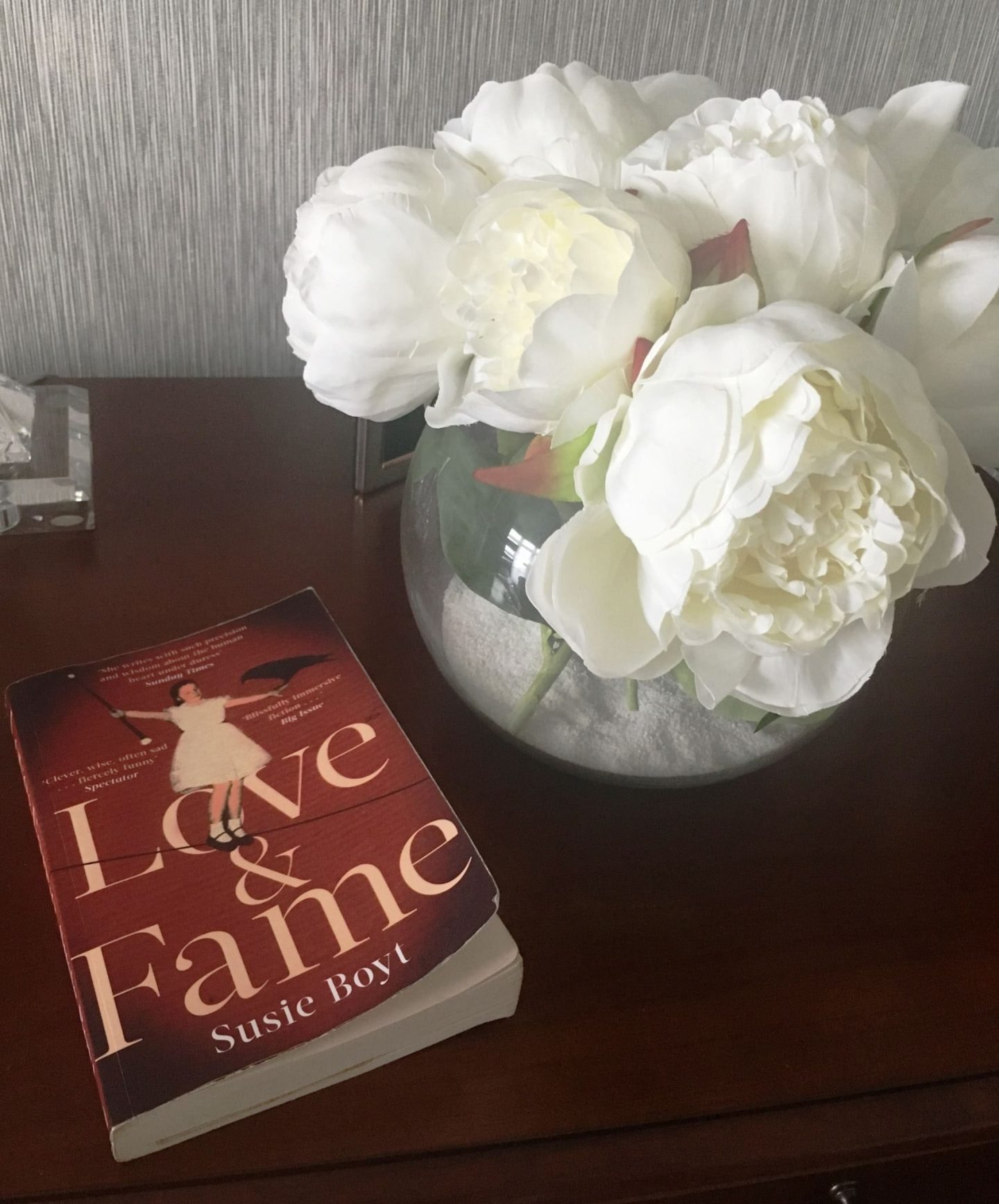 Love & Fame; wit, humour and grief