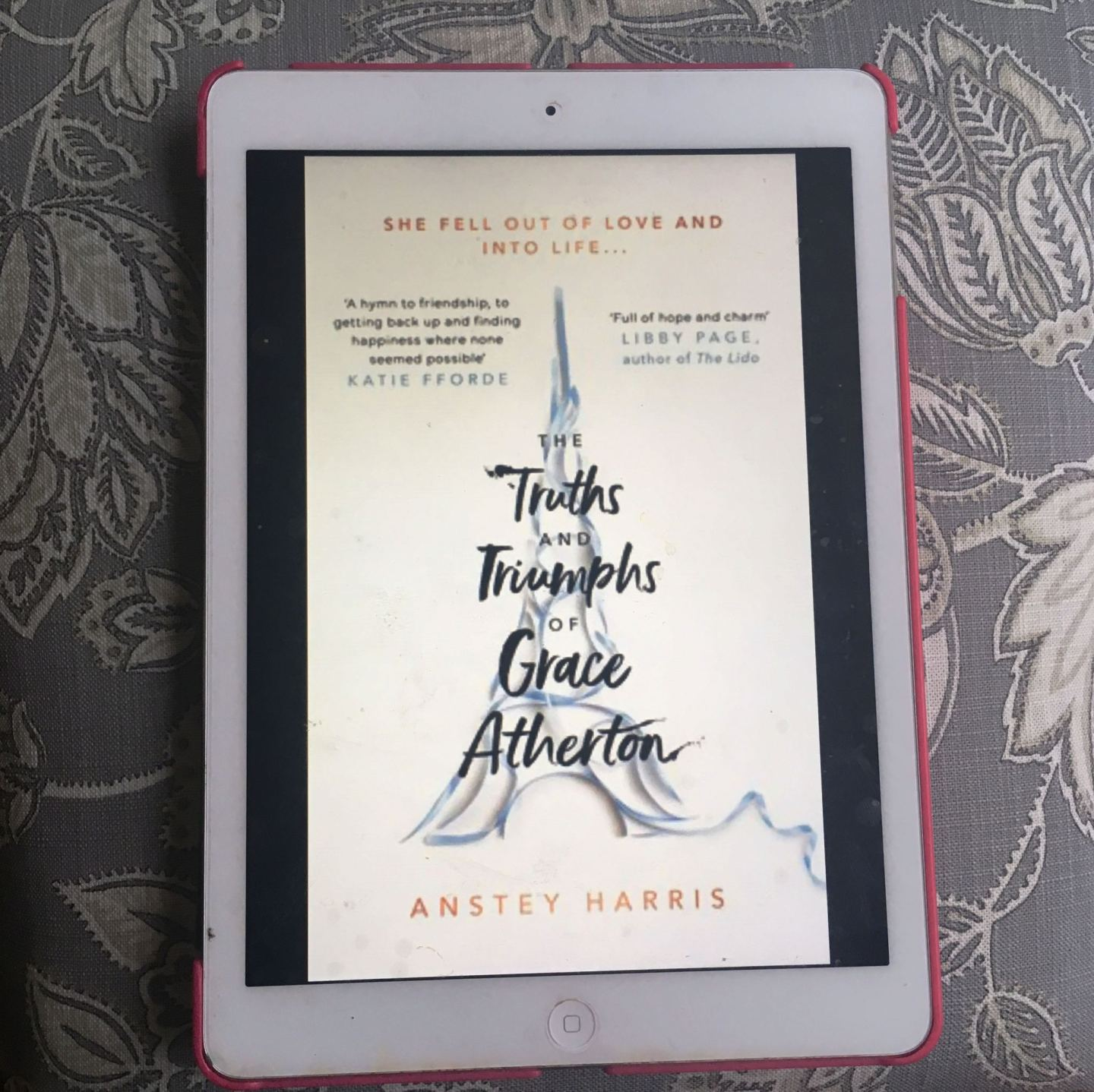 The cover of The Truths and Triumphs of Grace Atherton