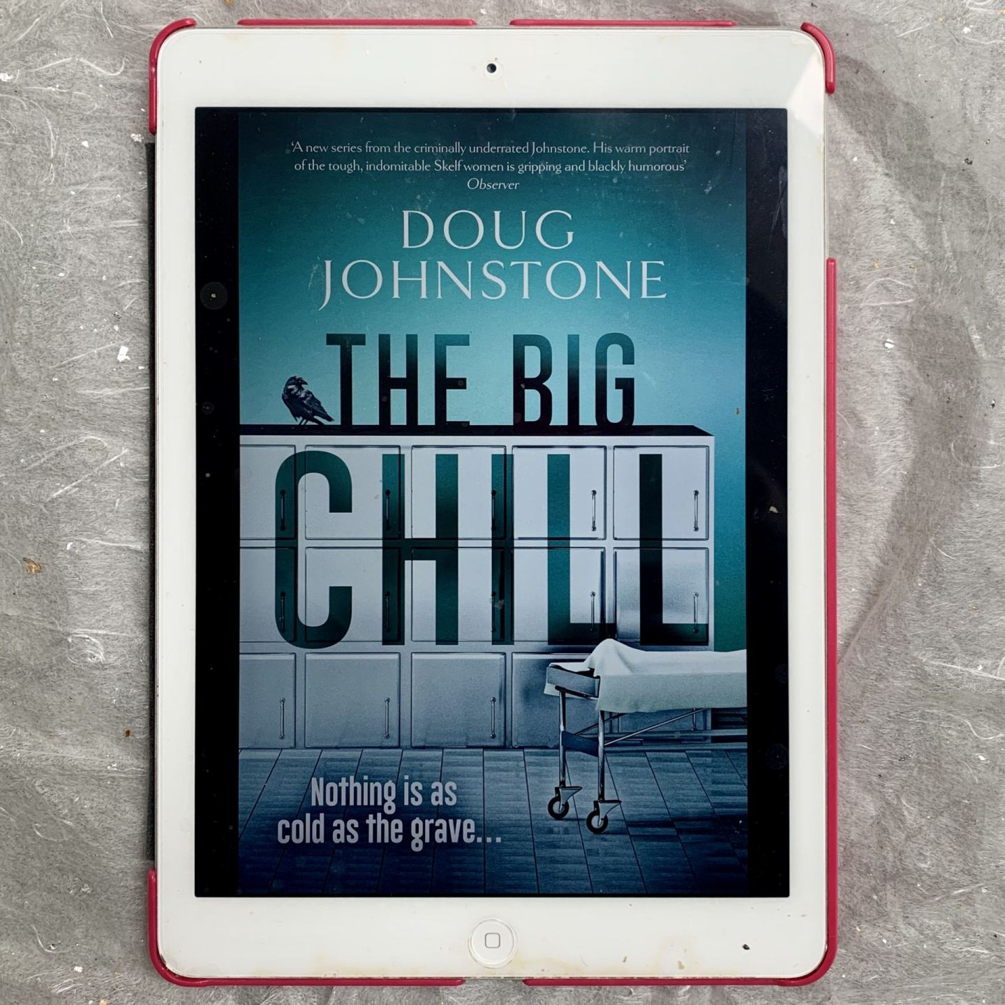 The Big Chill; a cracking crime sequel
