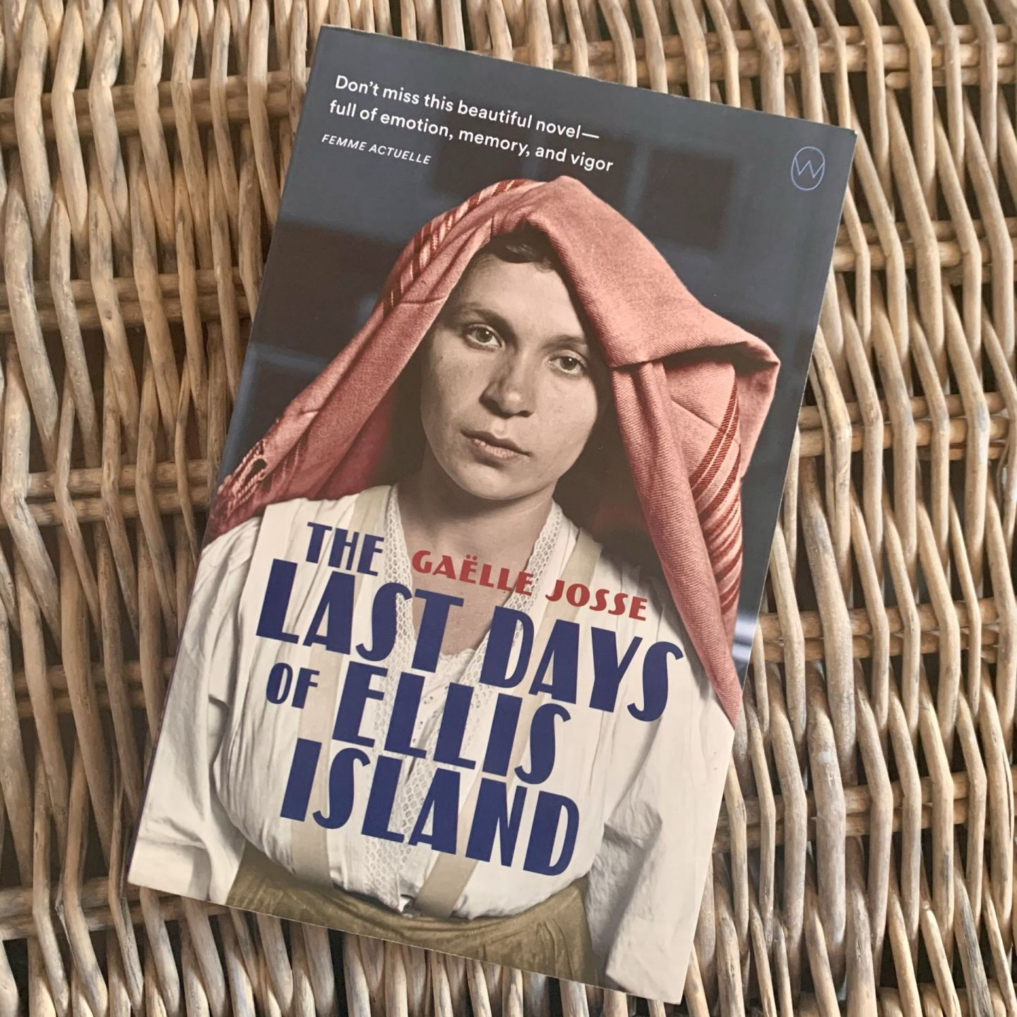 The Last Days of Ellis Island: 'a deeply affecting book'