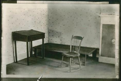 Thoreaus Schreibtisch