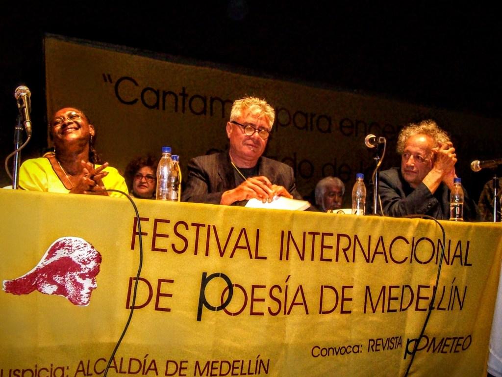 8. Internationales Poesiefestival Medellín