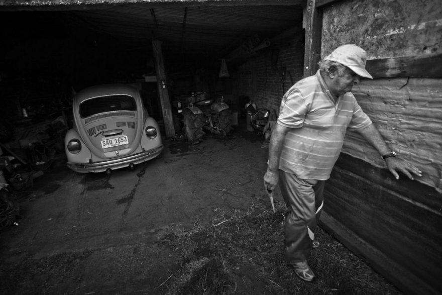Der Tupamaro José 'Pepe' Mujica - 2010-2015 Präsident von Uruguay Foto: Gonzalo Viera Azpiroz / flickr.com