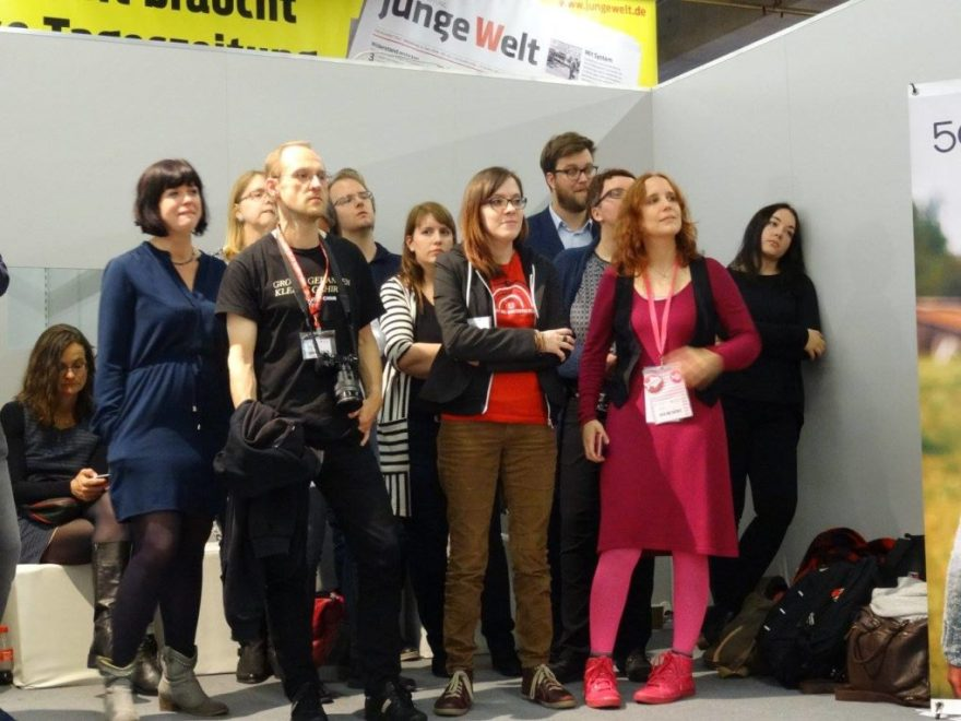 Die Blogger - Foto: Isabella Caldart