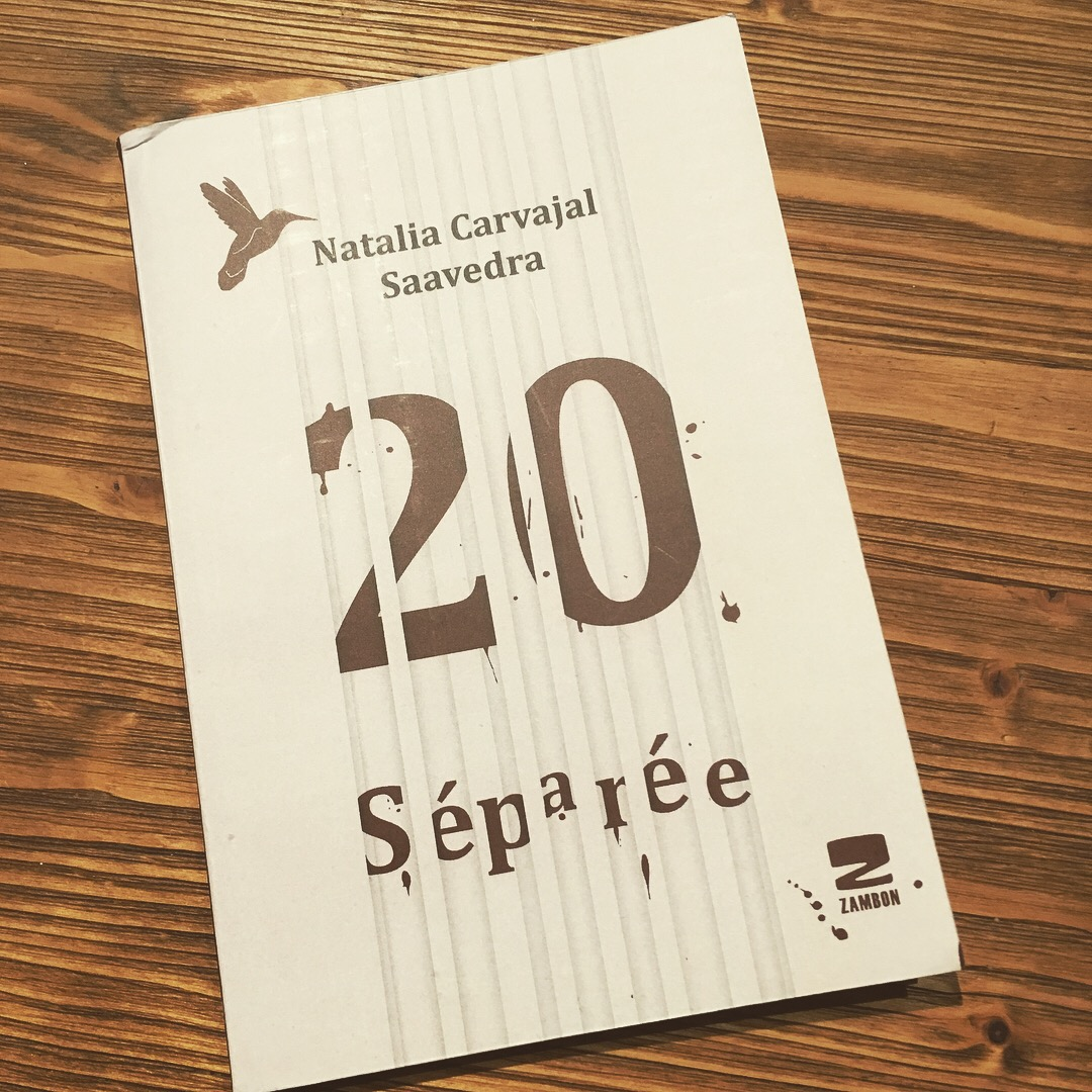Natalia Carvajal Saavedra - 20 Séparée