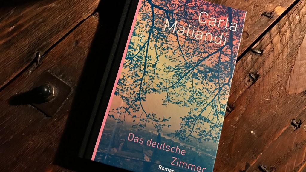 Carla Maliandi - Das deutsche Zimmer