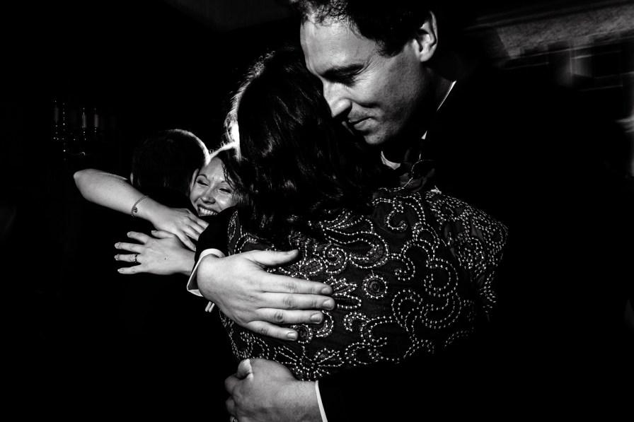 wedding hugs from dumbleton hall evesham