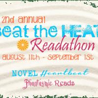 2nd Annual Beat The Heat Readathon ~ Goals & Progress