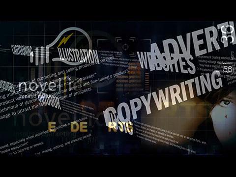 Novel Idea home page header video