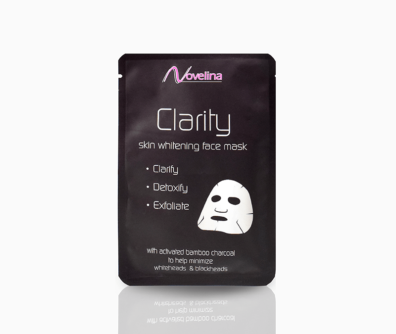 Clarity Skin Whitening Face Mask – P65.00
