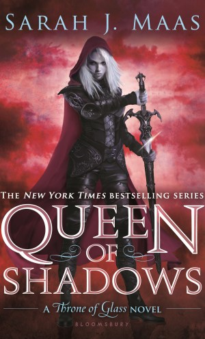 Review – Queen of Shadows by Sarah J. Maas