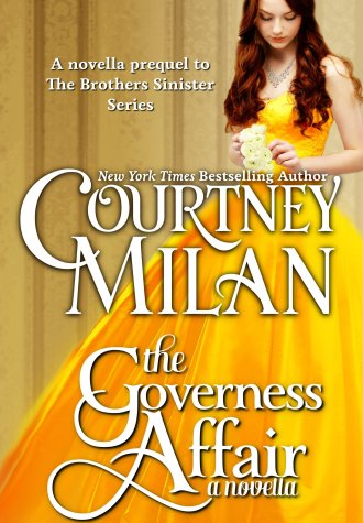 Review – The Governess Affair by Courtney Milan