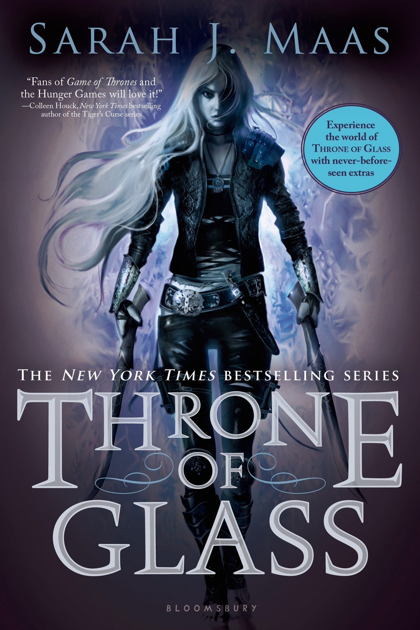 Review – Throne of Glass by Sarah J. Maas