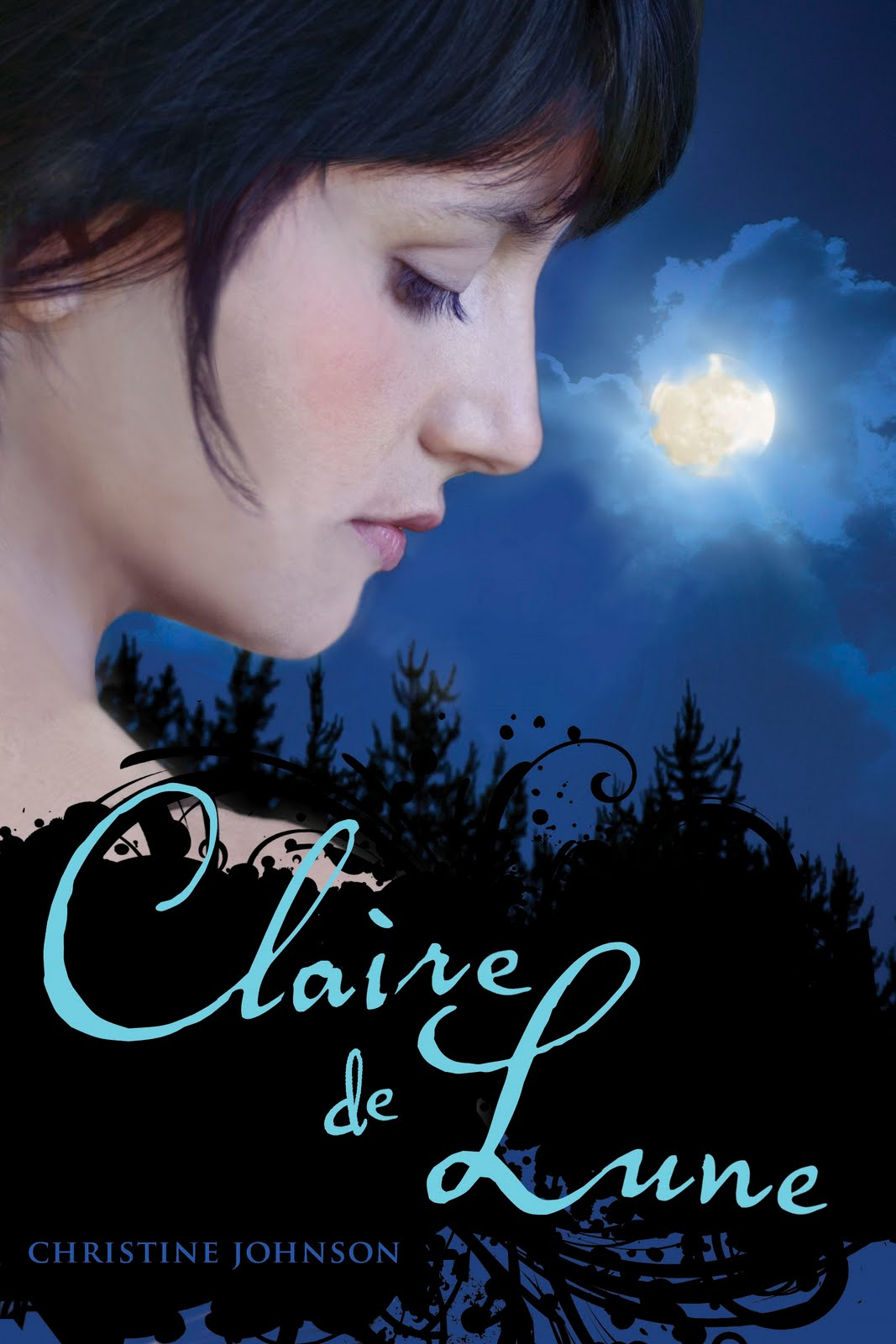 Review – Claire de Lune by Christine Johnson