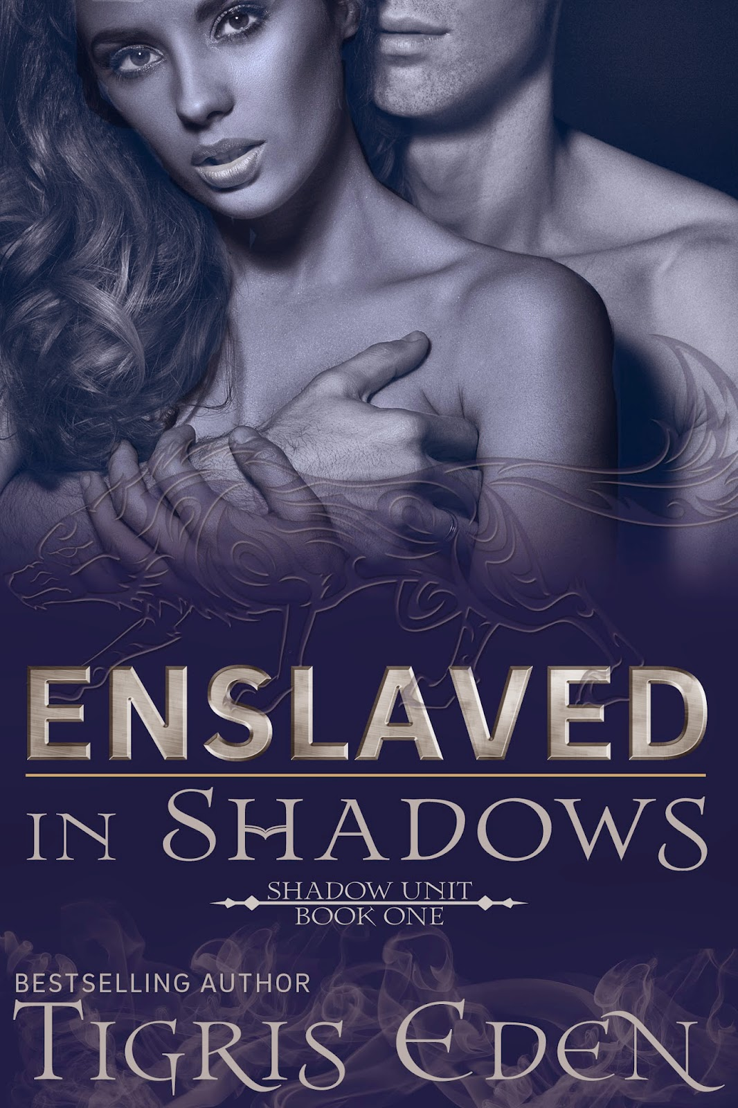 Review – Enslaved in Shadows by Tigris Eden