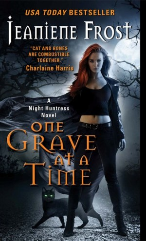 Review – One Grave at a Time by Jeaniene Frost