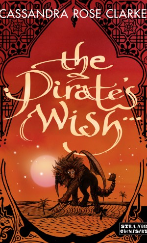 Review – The Pirate's Wish by Cassandra Rose Clarke