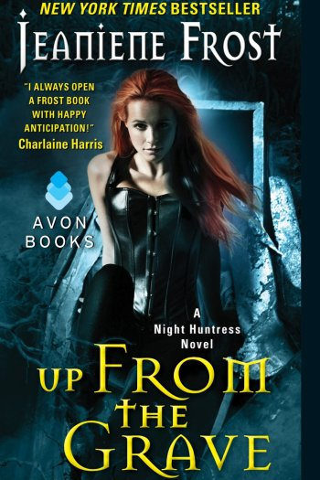 Review – Up from the Grave by Jeaniene Frost