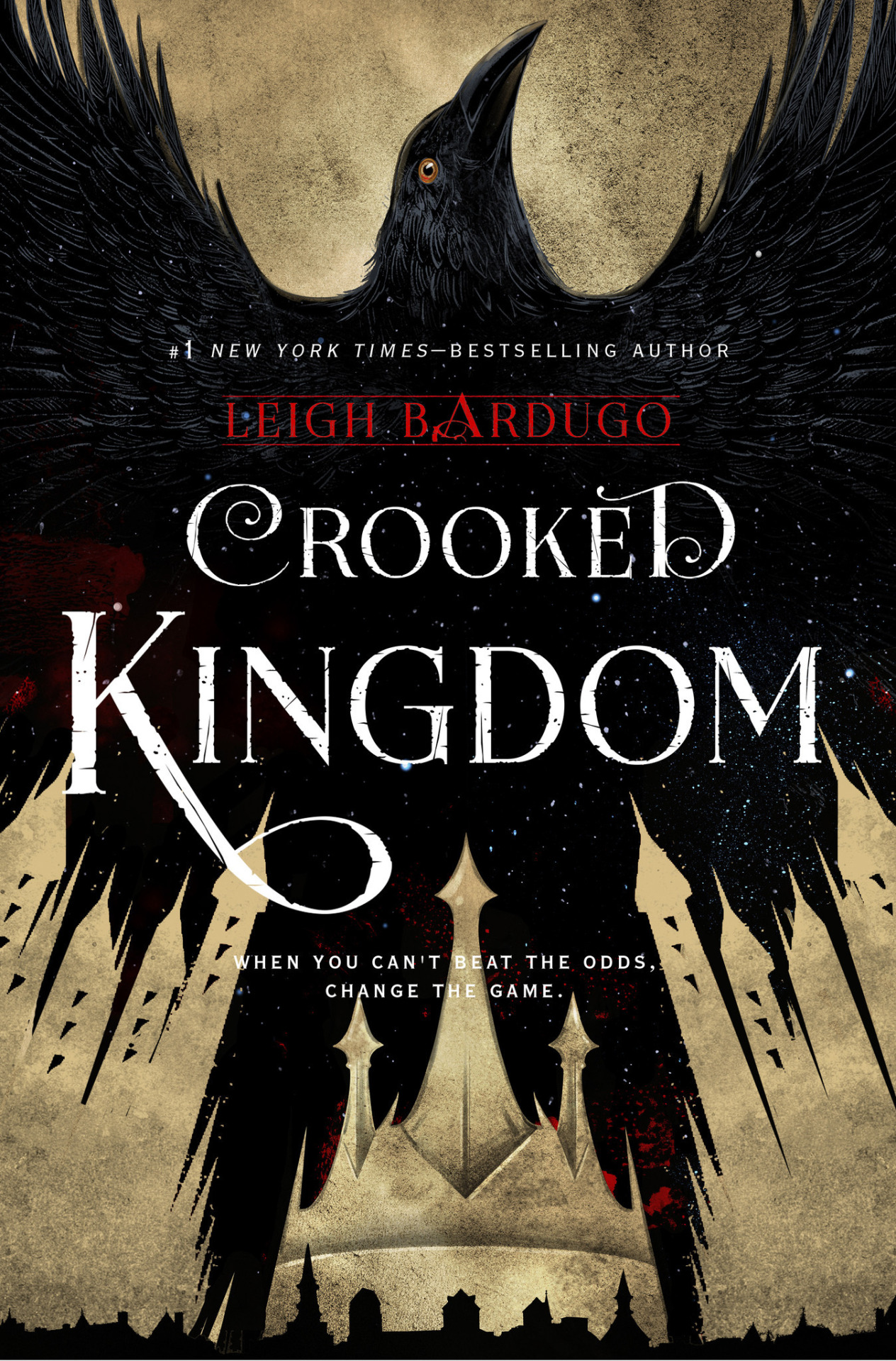 #30 Waiting on… Crooked Kingdom by Leigh Bardugo