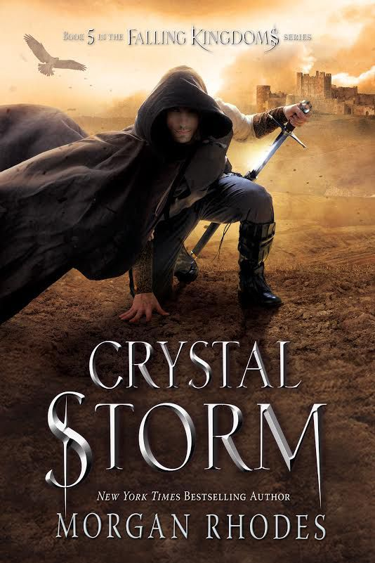 #33 Waiting on… Crystal Storm by Morgan Rhodes