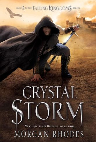Review – Crystal Storm by Morgan Rhodes