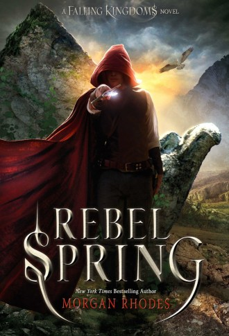 Review – Rebel Spring by Morgan Rhodes