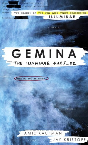 Review – Gemina by Amie Kaufman and Jay Kristoff