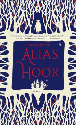 Review – Alias Hook by Lisa Jensen