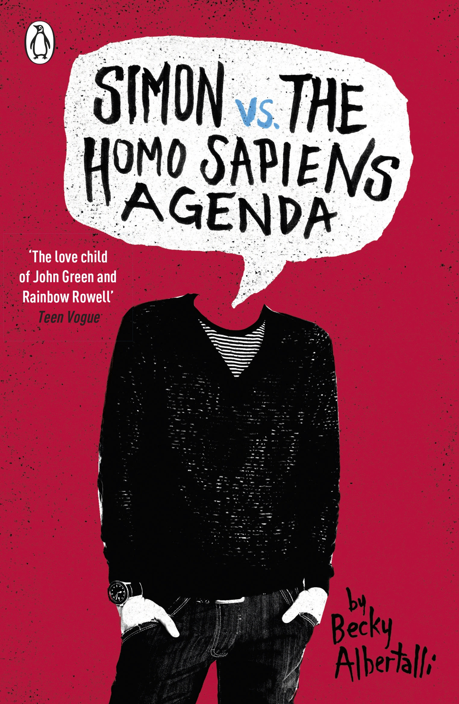 Review – Simon vs. the Homo Sapiens Agenda by Becky Albertalli