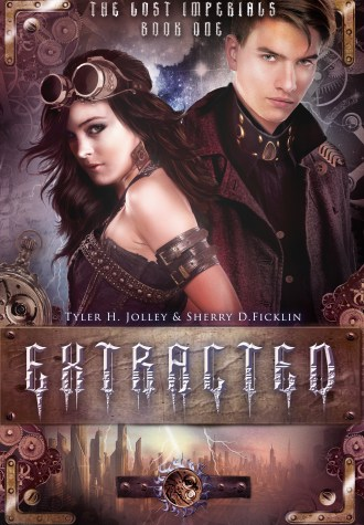 Excerpt & Giveaway – Extracted by Sherry D. Ficklin & Tyler Jolley