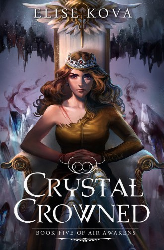Review – Crystal Crowned by Elise Kova