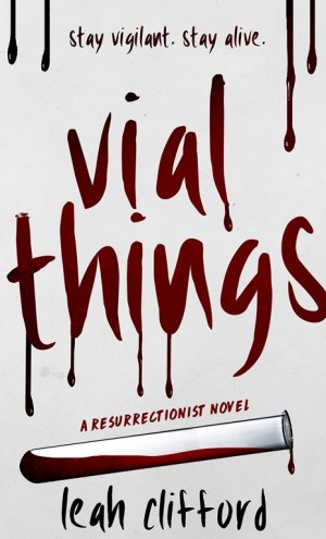 Review – Vial Things by Leah Clifford