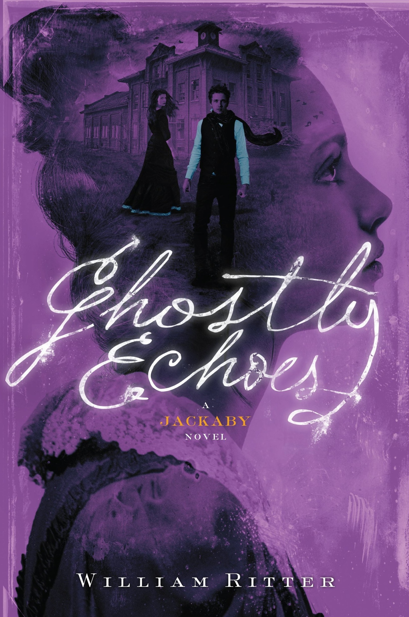 Review – Ghostly Echoes by William Ritter