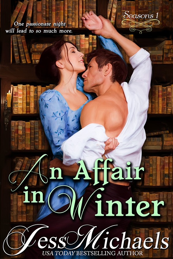 Review – An Affair in Winter by Jess Michaels