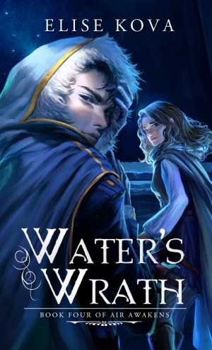 Review – Water's Wrath by Elise Kova