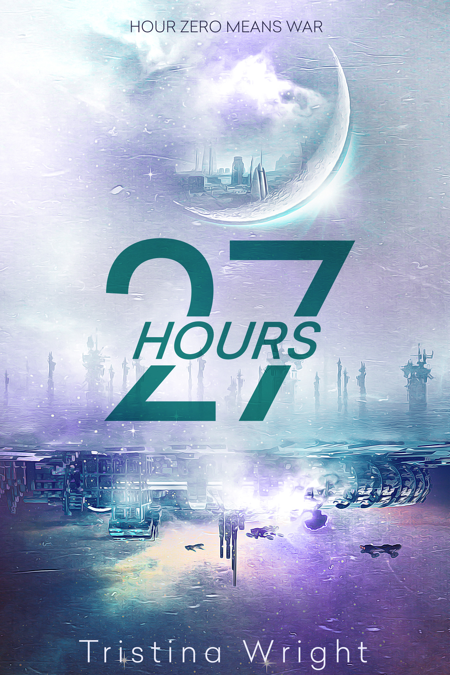Review – 27 Hours by Tristina Wright