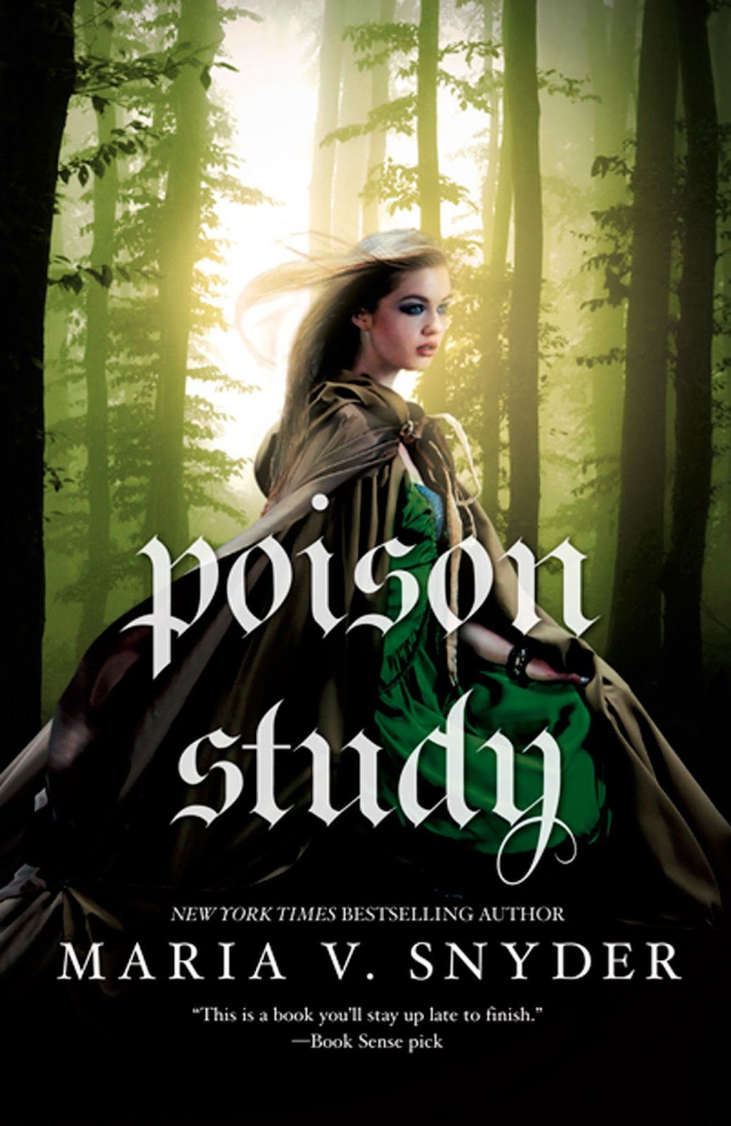 Review – Poison Study by Maria V. Snyder