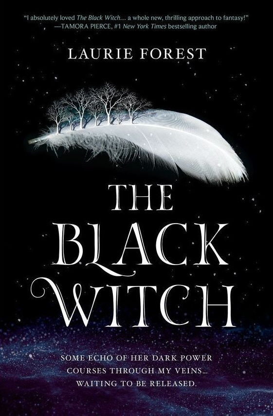 In Which I Read a Book About a Witch? Maybe? Question Mark?