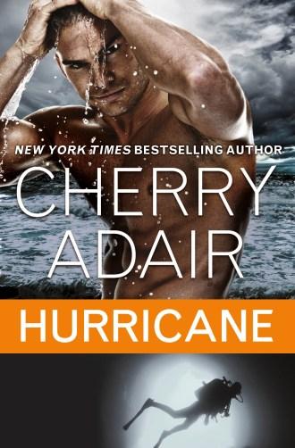 Review – Hurricane by Cherry Adair
