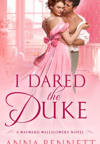 Review – I Dared the Duke by Anna Bennett