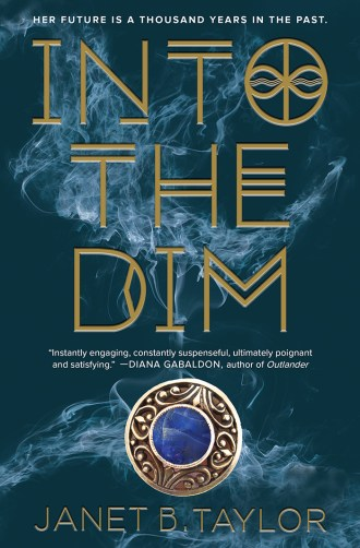 Review – Into the Dim by Janet B. Taylor